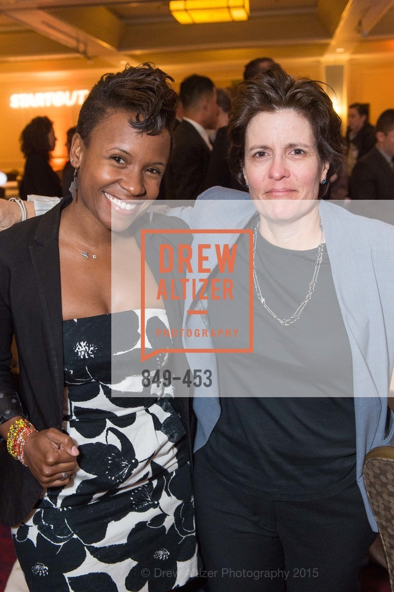 Stephanie Lampkin, Kara Swisher, The 2015 StartOut Awards, Kabuki Hotel. 2525 Van Ness St, November 5th, 2015,Drew Altizer, Drew Altizer Photography, full-service agency, private events, San Francisco photographer, photographer california