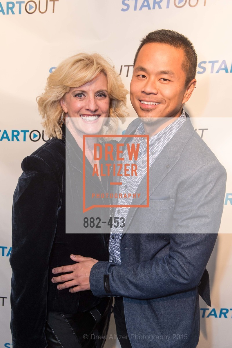 Suzanne Westenhoefer, Peter Lai, The 2015 StartOut Awards, Kabuki Hotel. 2525 Van Ness St, November 5th, 2015,Drew Altizer, Drew Altizer Photography, full-service agency, private events, San Francisco photographer, photographer california