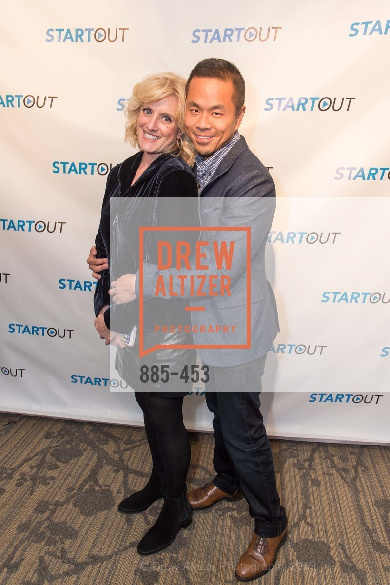 Suzanne Westenhoefer, Peter Lai, The 2015 StartOut Awards, Kabuki Hotel. 2525 Van Ness St, November 5th, 2015,Drew Altizer, Drew Altizer Photography, full-service event agency, private events, San Francisco photographer, photographer California