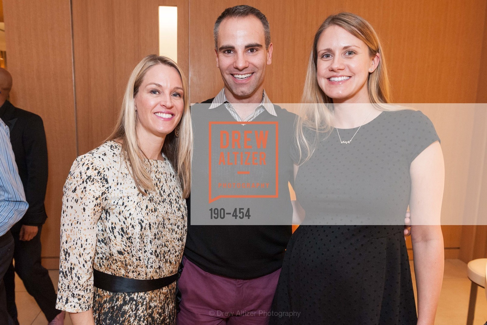 Julia Nottebohm, Darren Anderson, Ingrid Roman, 2014 SAN FRANCISCO BALLET ENCORE! Kick-Off Party, US. Nespresso Boutique Bar, 90 Grant Avenue, January 7th, 2014,Drew Altizer, Drew Altizer Photography, full-service agency, private events, San Francisco photographer, photographer california
