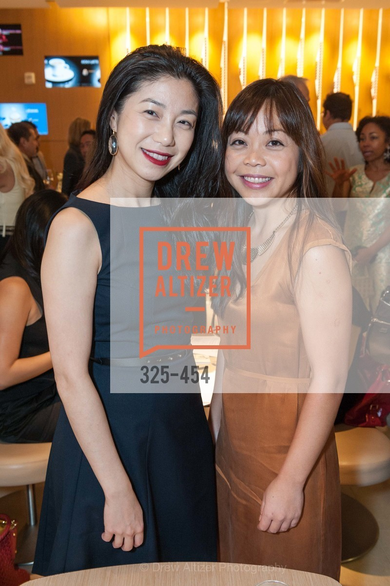 Evangeline Chua, They Nguyen, 2014 SAN FRANCISCO BALLET ENCORE! Kick-Off Party, US. Nespresso Boutique Bar, 90 Grant Avenue, January 7th, 2014,Drew Altizer, Drew Altizer Photography, full-service agency, private events, San Francisco photographer, photographer california