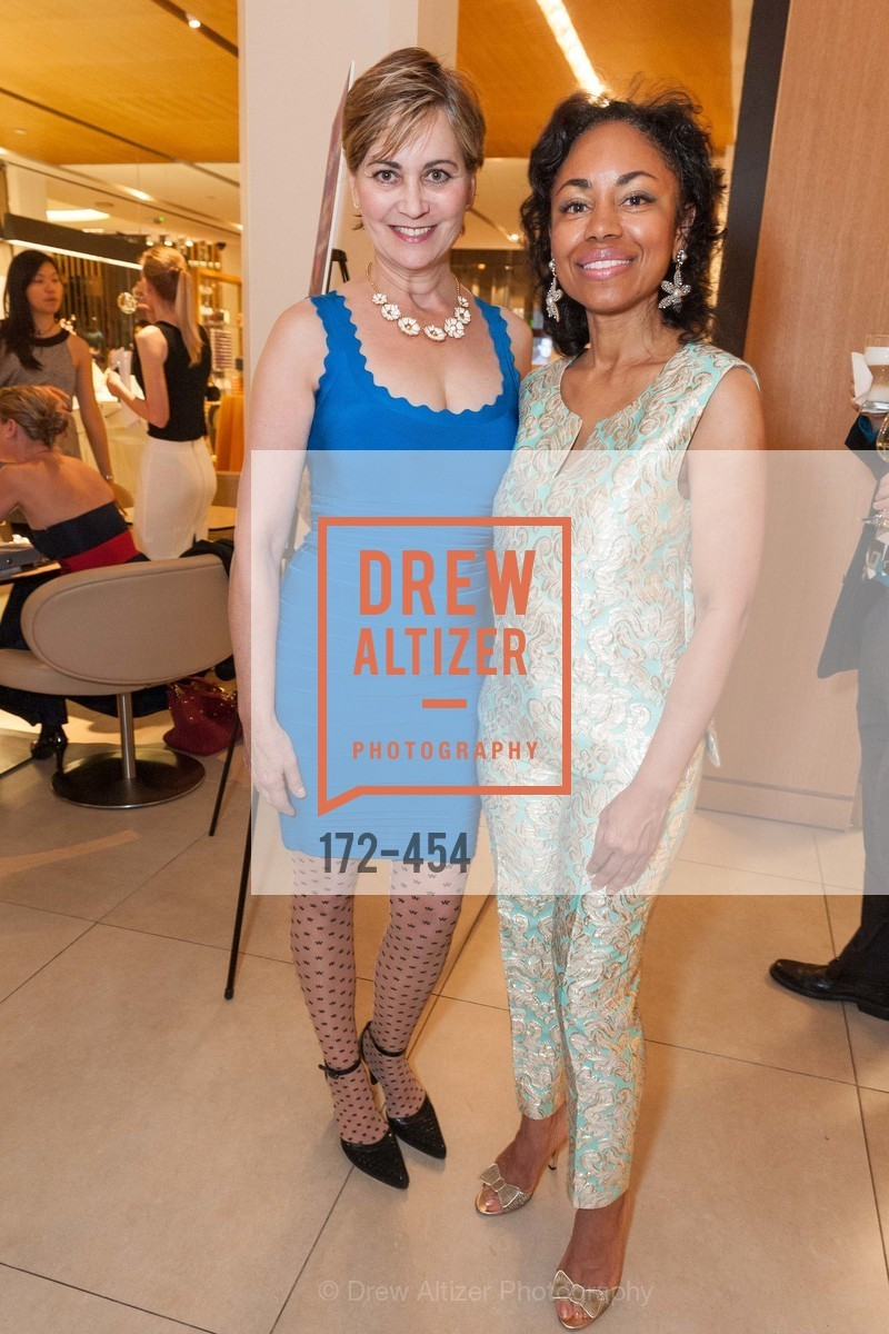 Jane Burkhard, Tanya Powell, 2014 SAN FRANCISCO BALLET ENCORE! Kick-Off Party, US. Nespresso Boutique Bar, 90 Grant Avenue, January 7th, 2014,Drew Altizer, Drew Altizer Photography, full-service agency, private events, San Francisco photographer, photographer california