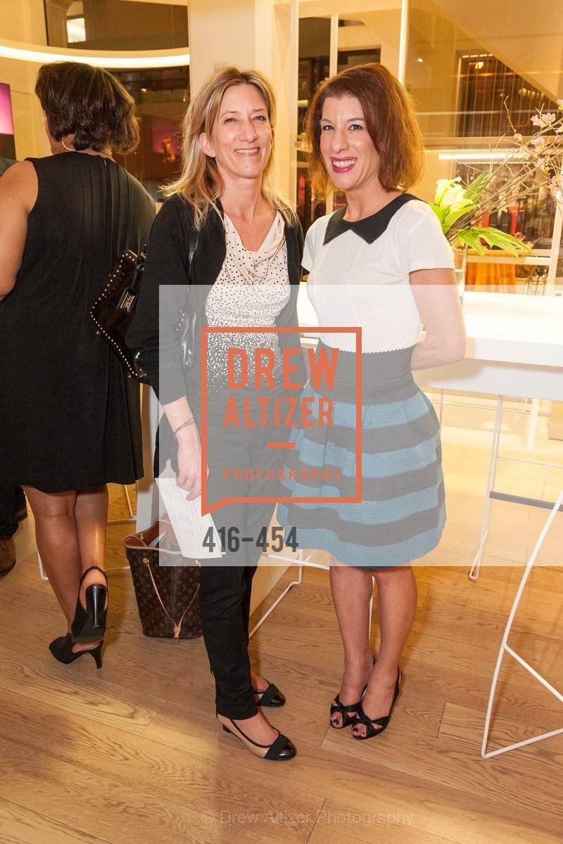 Michelle Carton, Rebecca Zito, 2014 SAN FRANCISCO BALLET ENCORE! Kick-Off Party, US. Nespresso Boutique Bar, 90 Grant Avenue, January 7th, 2014,Drew Altizer, Drew Altizer Photography, full-service agency, private events, San Francisco photographer, photographer california