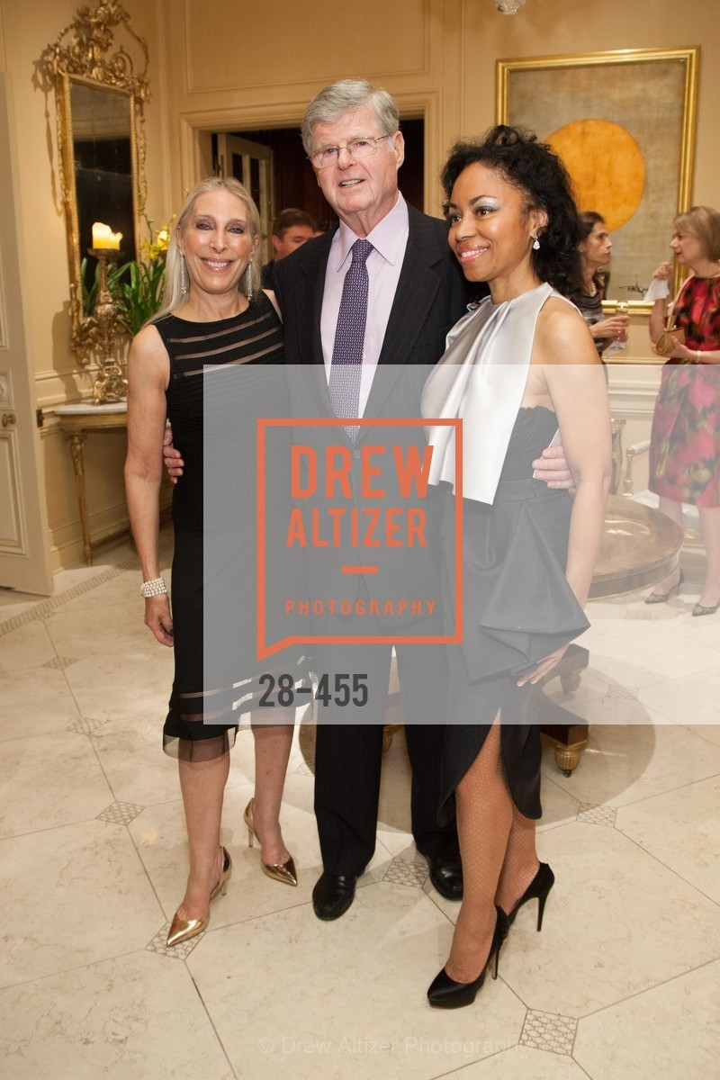 Betsy Linder, Richard Barker, Tanya Powell, SAN FRANCISCO BALLET Grand Benefactors Reception, US. US, January 8th, 2014,Drew Altizer, Drew Altizer Photography, full-service agency, private events, San Francisco photographer, photographer california