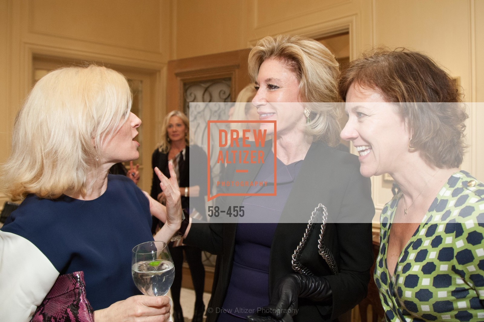 Marie Hurabiell, Mary Poland, Lee Gregory, SAN FRANCISCO BALLET Grand Benefactors Reception, US. US, January 8th, 2014,Drew Altizer, Drew Altizer Photography, full-service agency, private events, San Francisco photographer, photographer california