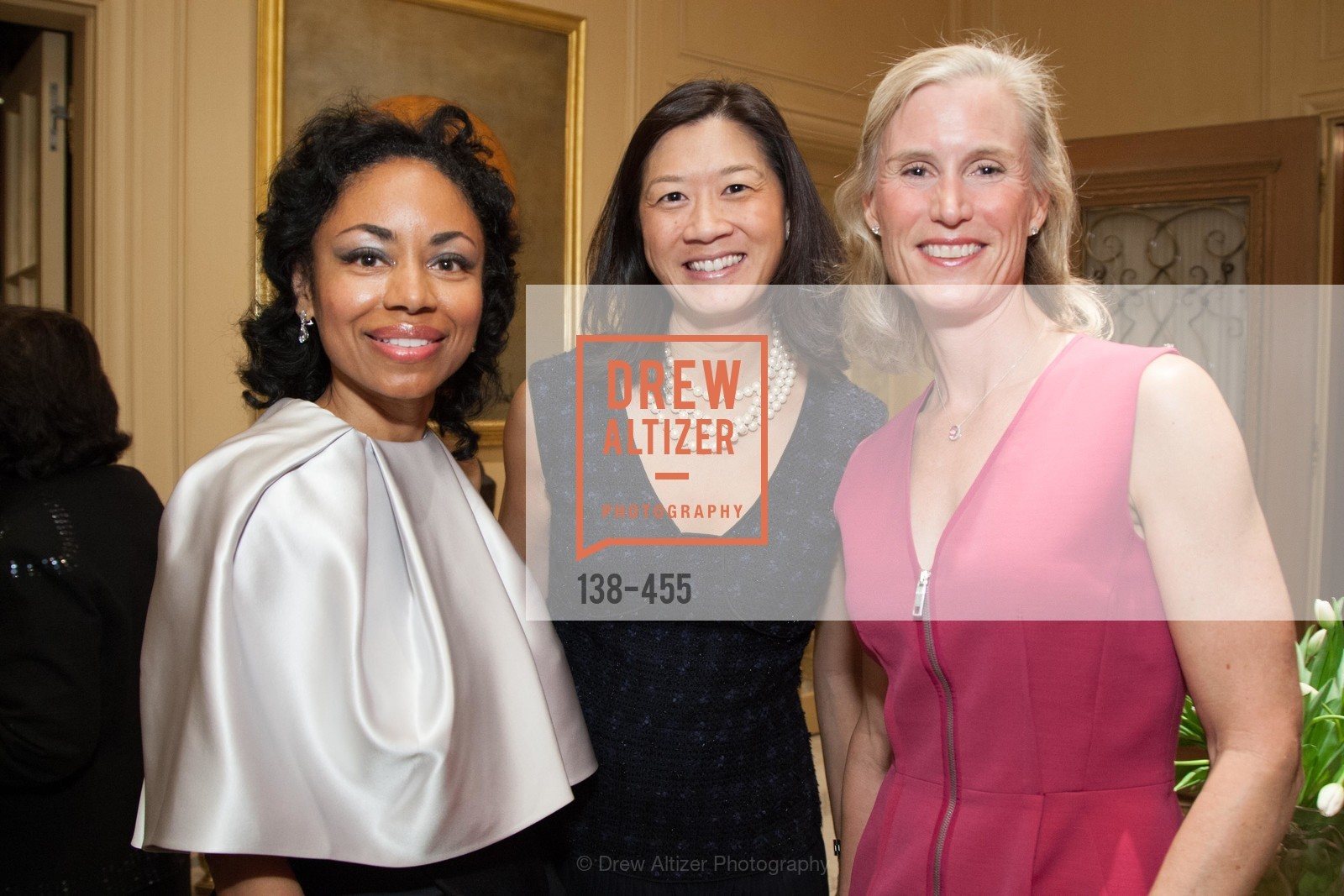 Tanya Powell, Christine Leong Connor, Alison Mauze, SAN FRANCISCO BALLET Grand Benefactors Reception, US. US, January 8th, 2014,Drew Altizer, Drew Altizer Photography, full-service agency, private events, San Francisco photographer, photographer california