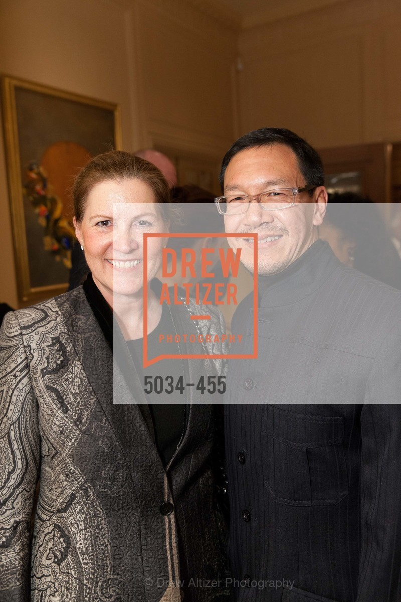 Jackie Erdman, Timothy Wu, SAN FRANCISCO BALLET Grand Benefactors Reception, US. US, January 8th, 2014,Drew Altizer, Drew Altizer Photography, full-service agency, private events, San Francisco photographer, photographer california