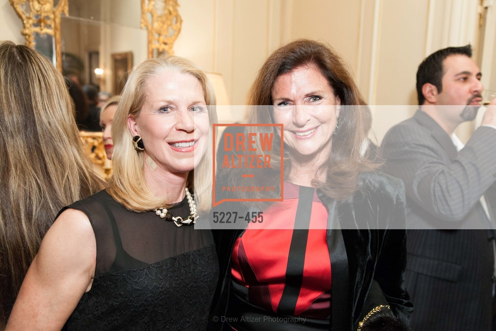 Kimberly Hopper, Linda Zider, SAN FRANCISCO BALLET Grand Benefactors Reception, US. US, January 8th, 2014,Drew Altizer, Drew Altizer Photography, full-service event agency, private events, San Francisco photographer, photographer California