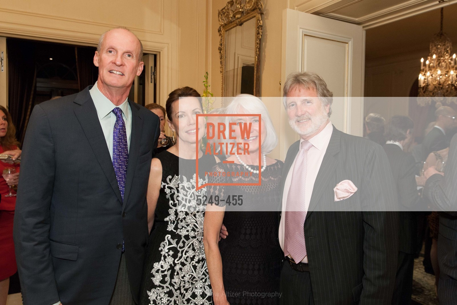 John Powers, Millicent Powers, Kelli Burrill, Steve Burrill, SAN FRANCISCO BALLET Grand Benefactors Reception, US. US, January 8th, 2014,Drew Altizer, Drew Altizer Photography, full-service agency, private events, San Francisco photographer, photographer california