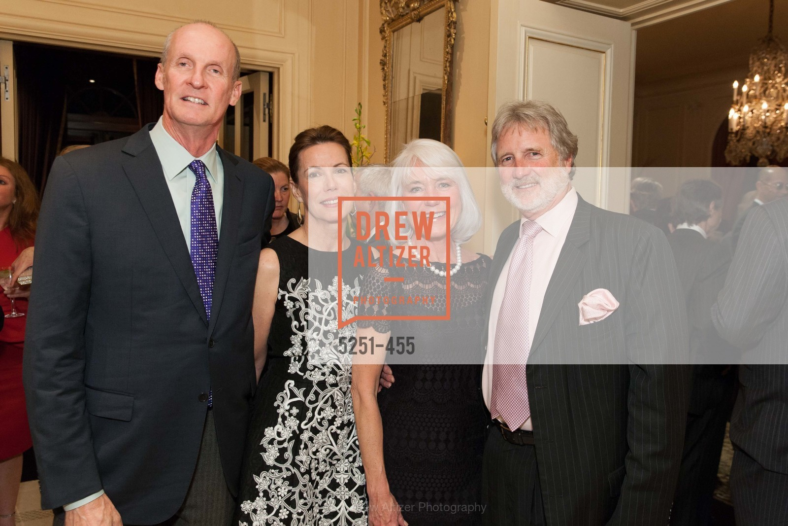 John Powers, Millicent Powers, Kelli Burrill, Steve Burrill, SAN FRANCISCO BALLET Grand Benefactors Reception, US. US, January 8th, 2014,Drew Altizer, Drew Altizer Photography, full-service event agency, private events, San Francisco photographer, photographer California