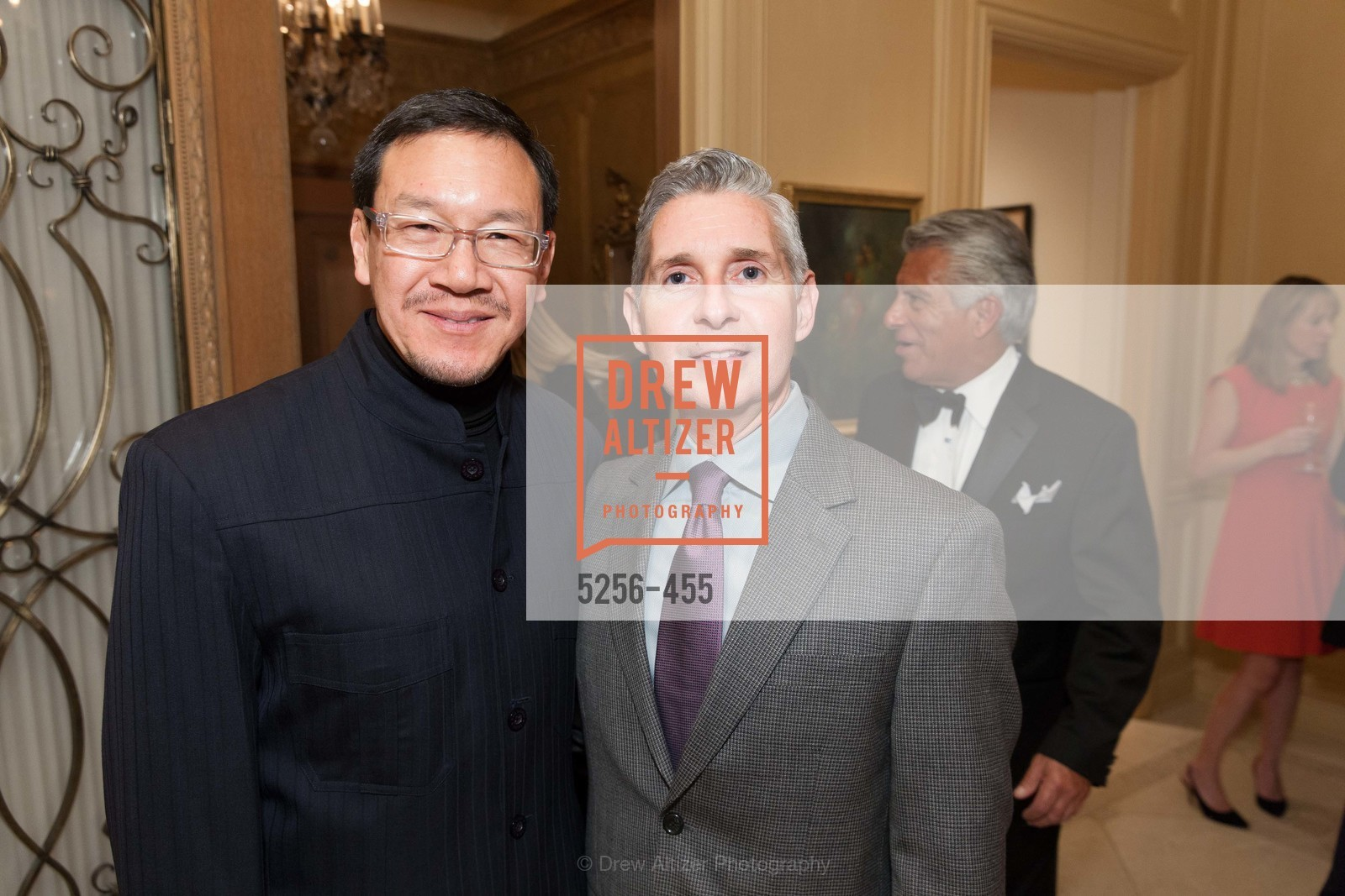 Timothy Wu, Eric Murphy, SAN FRANCISCO BALLET Grand Benefactors Reception, US. US, January 8th, 2014,Drew Altizer, Drew Altizer Photography, full-service agency, private events, San Francisco photographer, photographer california