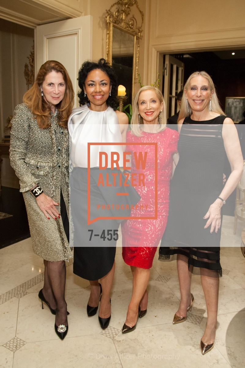 Patricia Ferrin Loucks, Tanya Powell, Shelley Gordon, Betsy Linder, SAN FRANCISCO BALLET Grand Benefactors Reception, US. US, January 8th, 2014,Drew Altizer, Drew Altizer Photography, full-service agency, private events, San Francisco photographer, photographer california