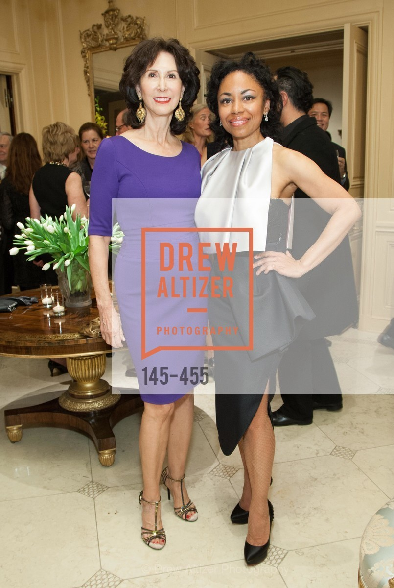 Carolyn Chandler, Tanya Powell, SAN FRANCISCO BALLET Grand Benefactors Reception, US. US, January 8th, 2014,Drew Altizer, Drew Altizer Photography, full-service agency, private events, San Francisco photographer, photographer california