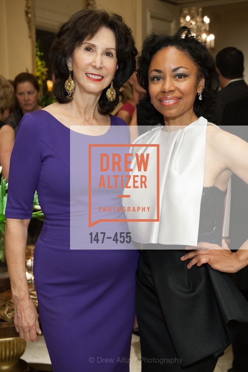 Carolyn Chandler, Tanya Powell, SAN FRANCISCO BALLET Grand Benefactors Reception, US. US, January 8th, 2014,Drew Altizer, Drew Altizer Photography, full-service event agency, private events, San Francisco photographer, photographer California