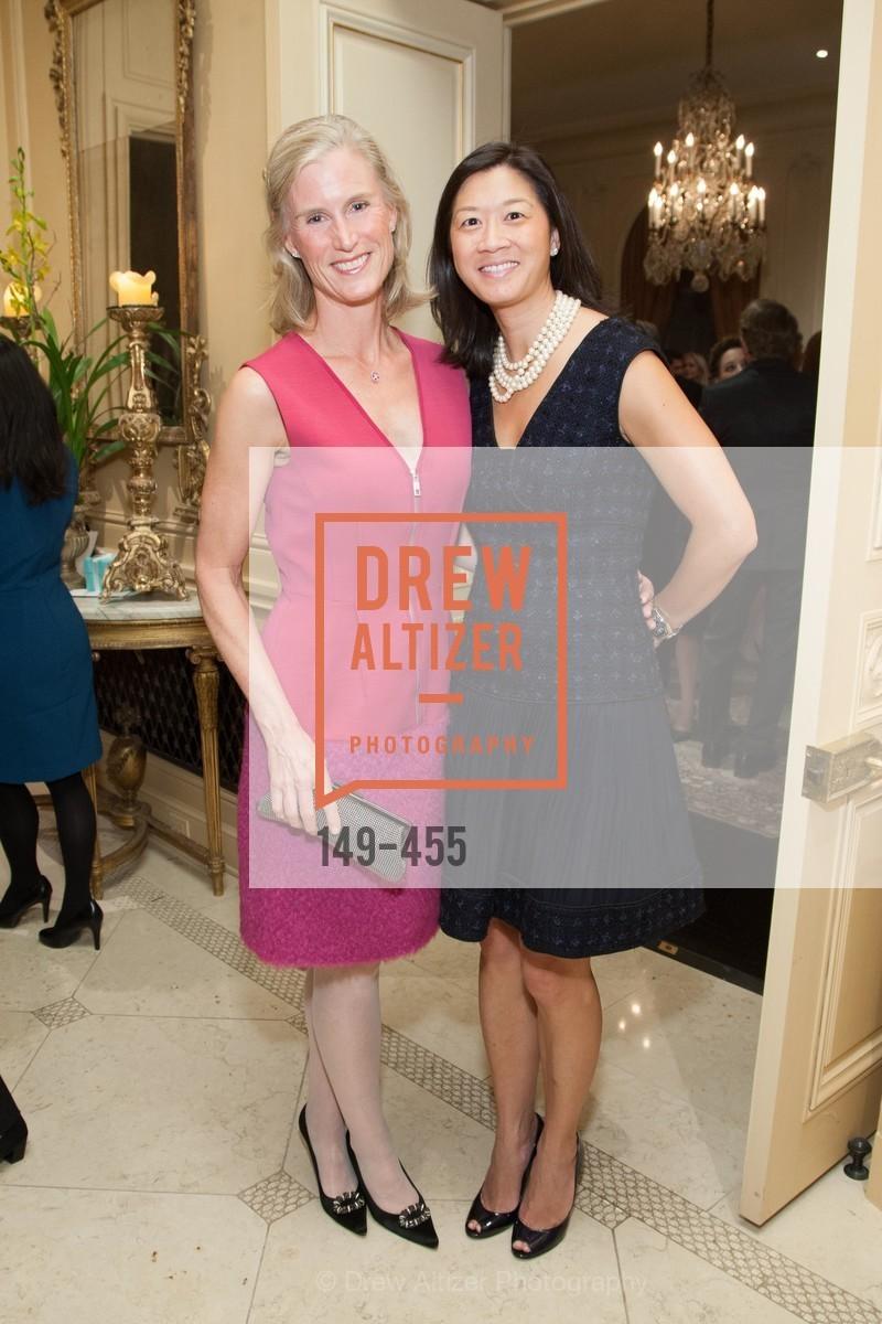 Alison Mauze, Christine Leong Connor, SAN FRANCISCO BALLET Grand Benefactors Reception, US. US, January 8th, 2014,Drew Altizer, Drew Altizer Photography, full-service agency, private events, San Francisco photographer, photographer california