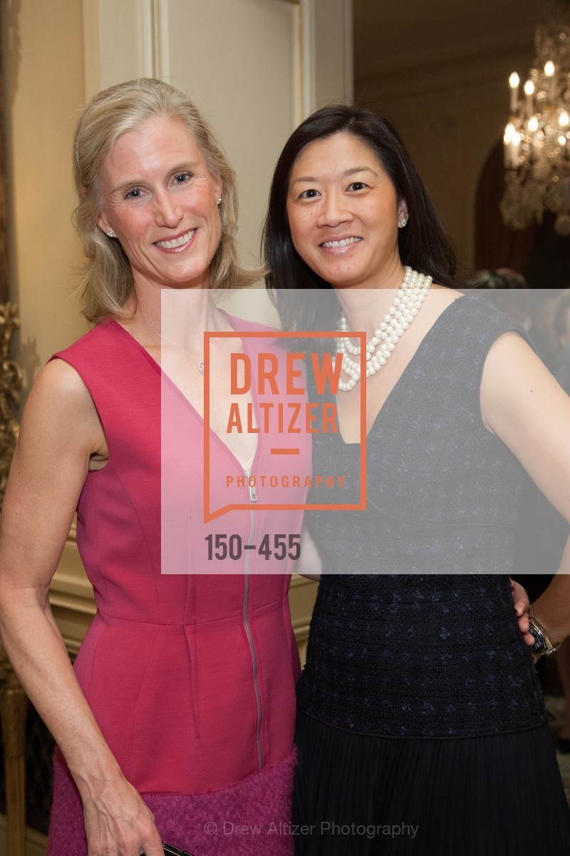 Alison Mauze, Christine Leong Connor, SAN FRANCISCO BALLET Grand Benefactors Reception, US. US, January 8th, 2014,Drew Altizer, Drew Altizer Photography, full-service event agency, private events, San Francisco photographer, photographer California