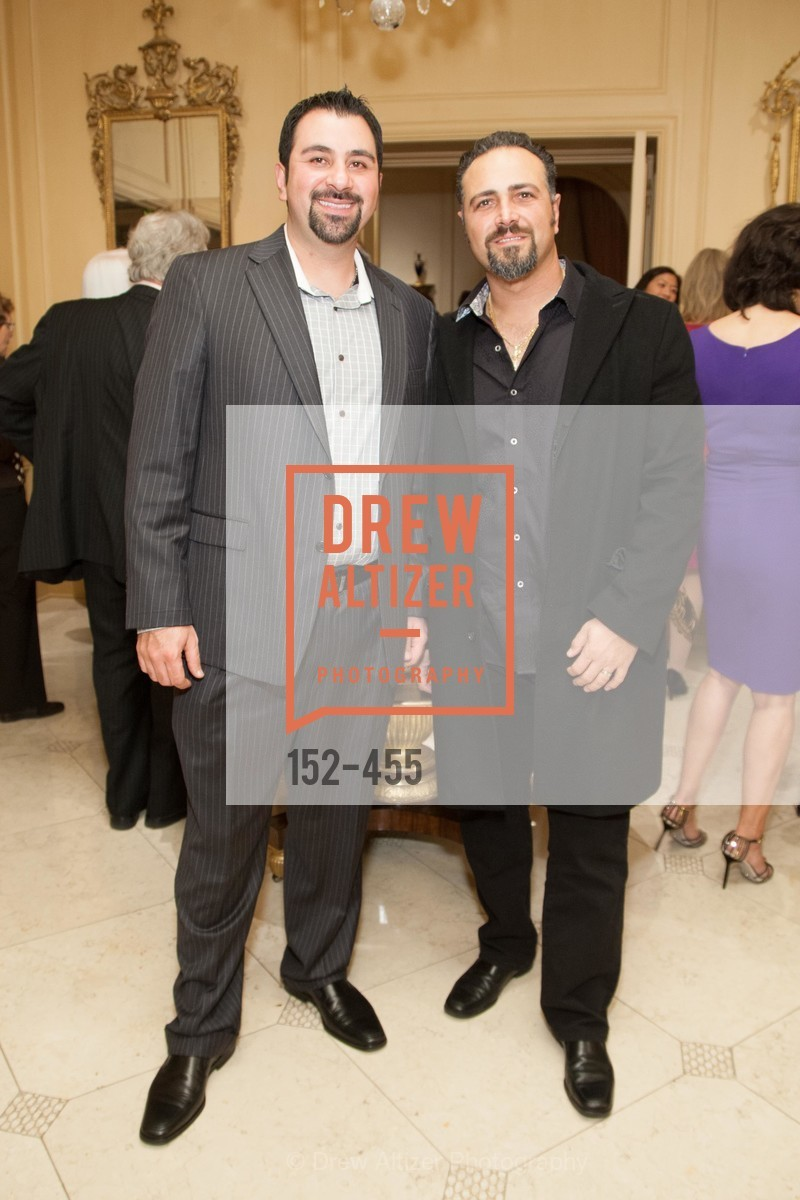 Paul Abolmoluki, Elias Swakjian, SAN FRANCISCO BALLET Grand Benefactors Reception, US. US, January 8th, 2014,Drew Altizer, Drew Altizer Photography, full-service agency, private events, San Francisco photographer, photographer california