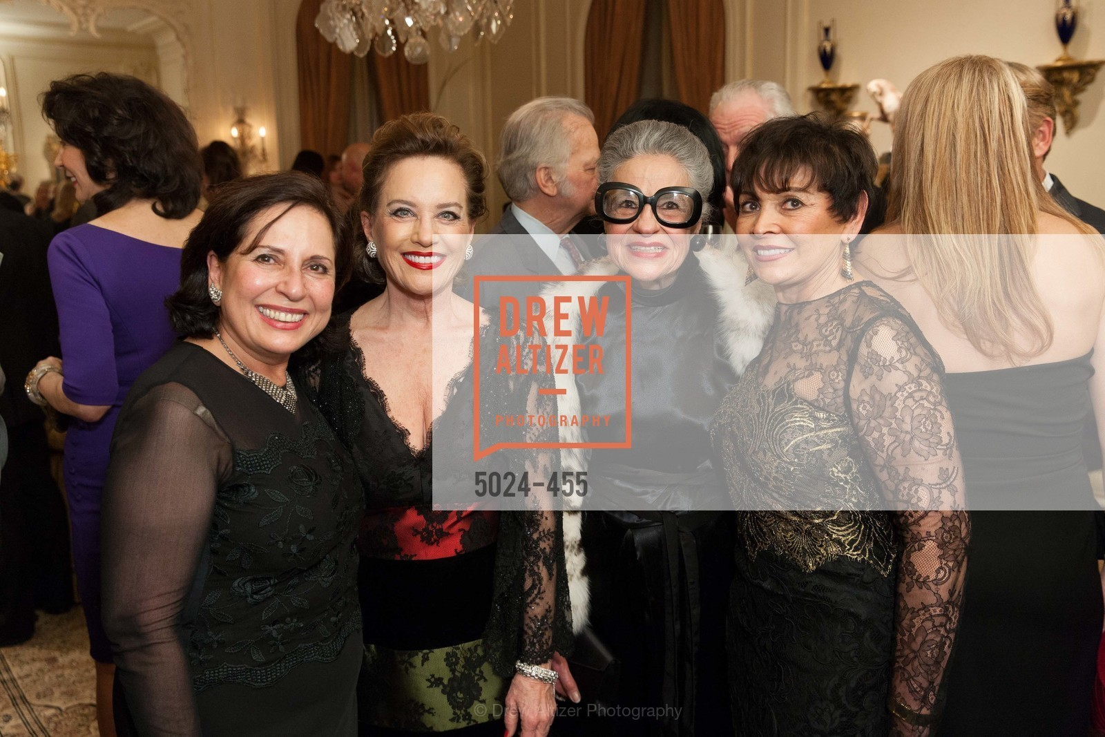 Robin Collins, Joy Venturini Bianchi, Marti McMahon Diamond, SAN FRANCISCO BALLET Grand Benefactors Reception, US. US, January 8th, 2014,Drew Altizer, Drew Altizer Photography, full-service agency, private events, San Francisco photographer, photographer california