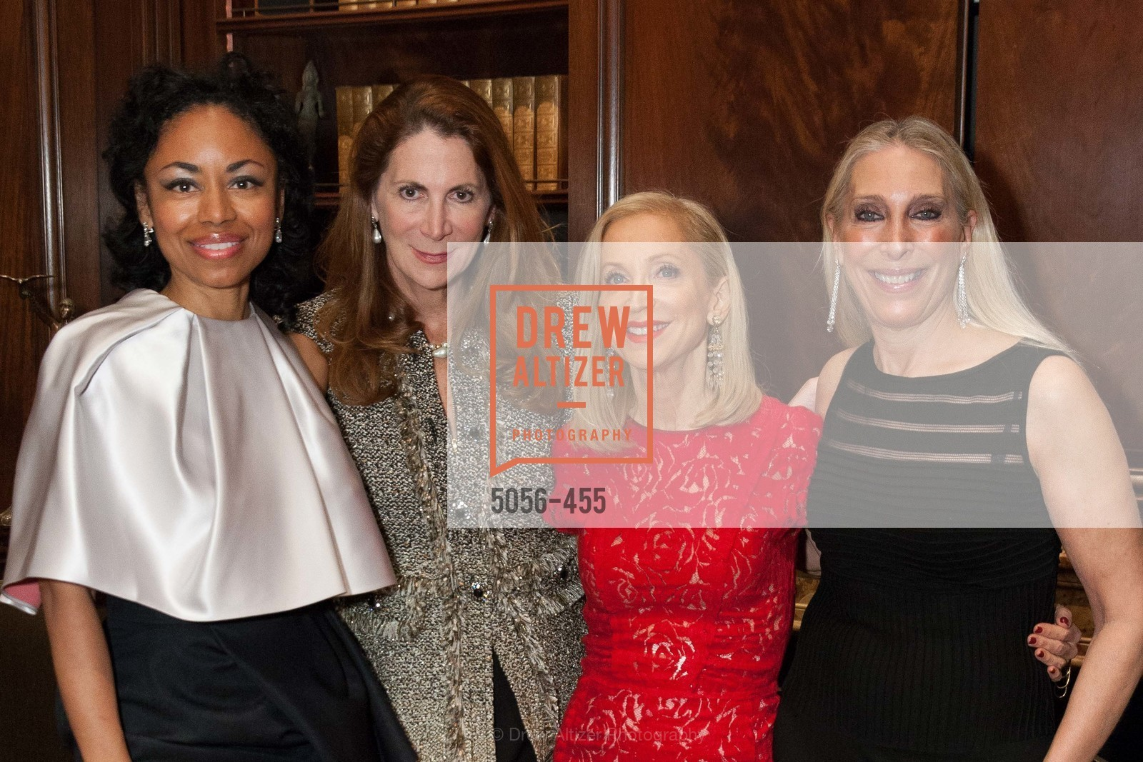 Tanya Powell, Patricia Ferrin Loucks, Shelley Gordon, Betsy Linder, SAN FRANCISCO BALLET Grand Benefactors Reception, US. US, January 8th, 2014,Drew Altizer, Drew Altizer Photography, full-service agency, private events, San Francisco photographer, photographer california