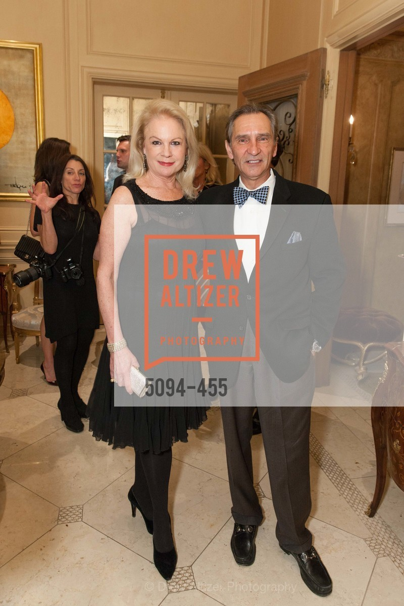 Claire Kostic, Mark Kostic, SAN FRANCISCO BALLET Grand Benefactors Reception, US. US, January 8th, 2014,Drew Altizer, Drew Altizer Photography, full-service agency, private events, San Francisco photographer, photographer california