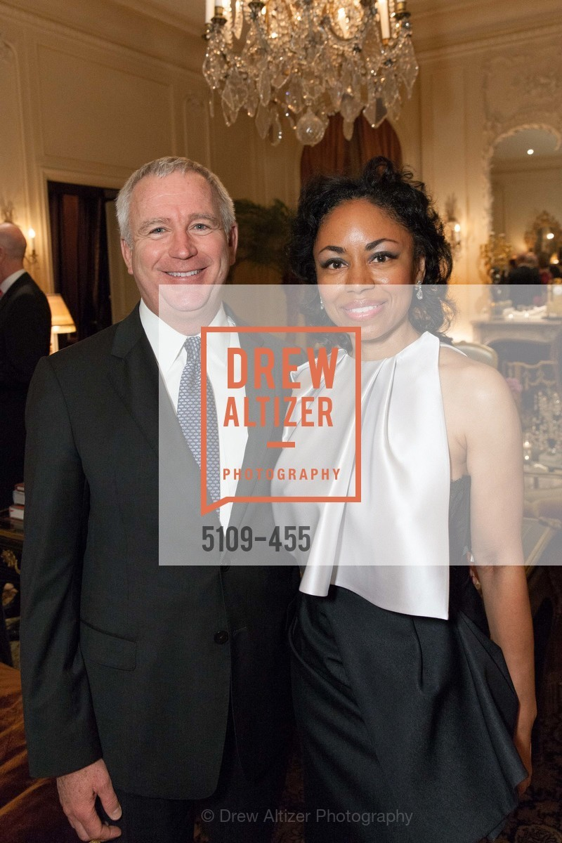 Glenn McCoy, Tanya Powell, SAN FRANCISCO BALLET Grand Benefactors Reception, US. US, January 8th, 2014,Drew Altizer, Drew Altizer Photography, full-service agency, private events, San Francisco photographer, photographer california