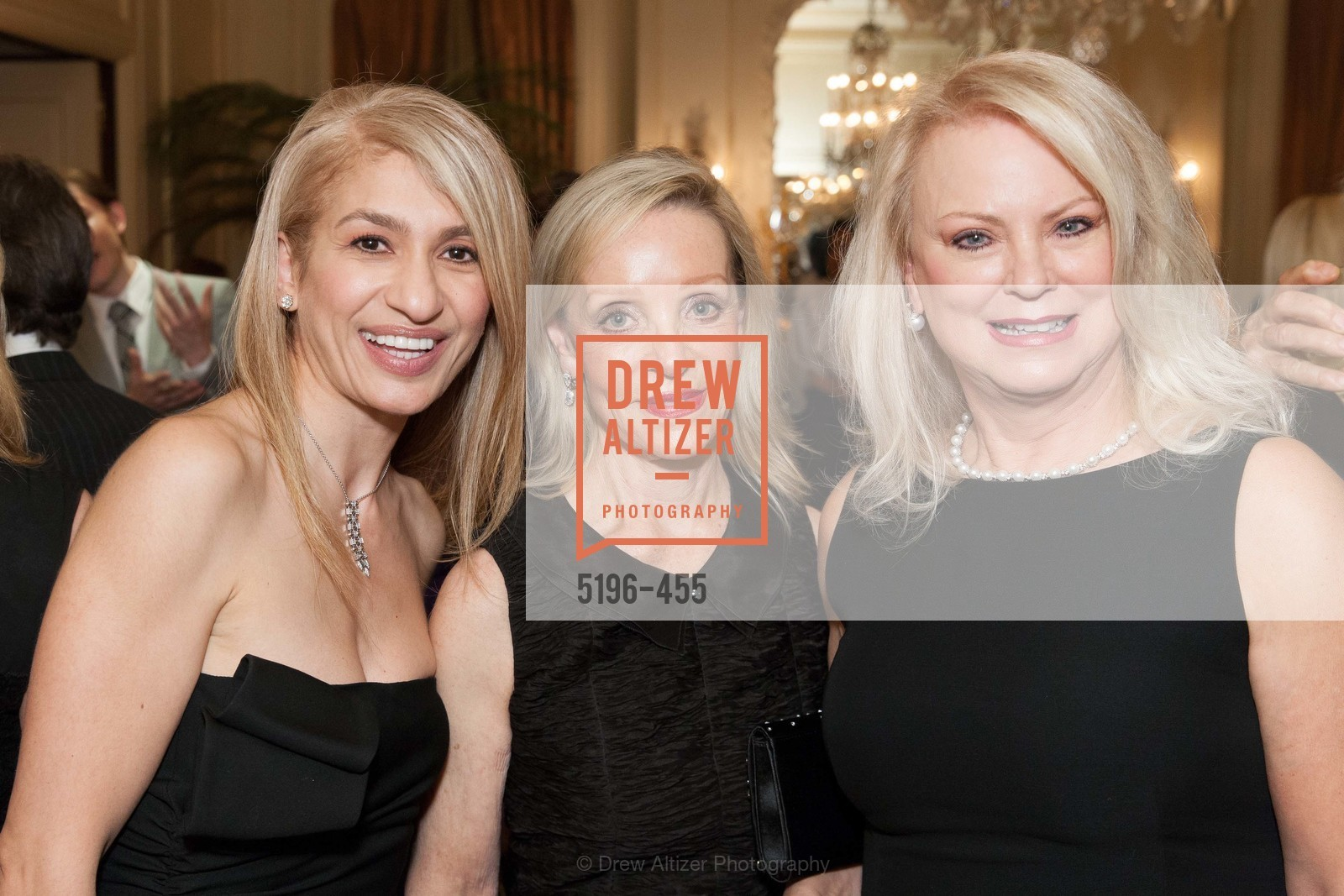 Navid Armstrong, Barbara Brown, Claire Kostic, SAN FRANCISCO BALLET Grand Benefactors Reception, US. US, January 8th, 2014,Drew Altizer, Drew Altizer Photography, full-service agency, private events, San Francisco photographer, photographer california