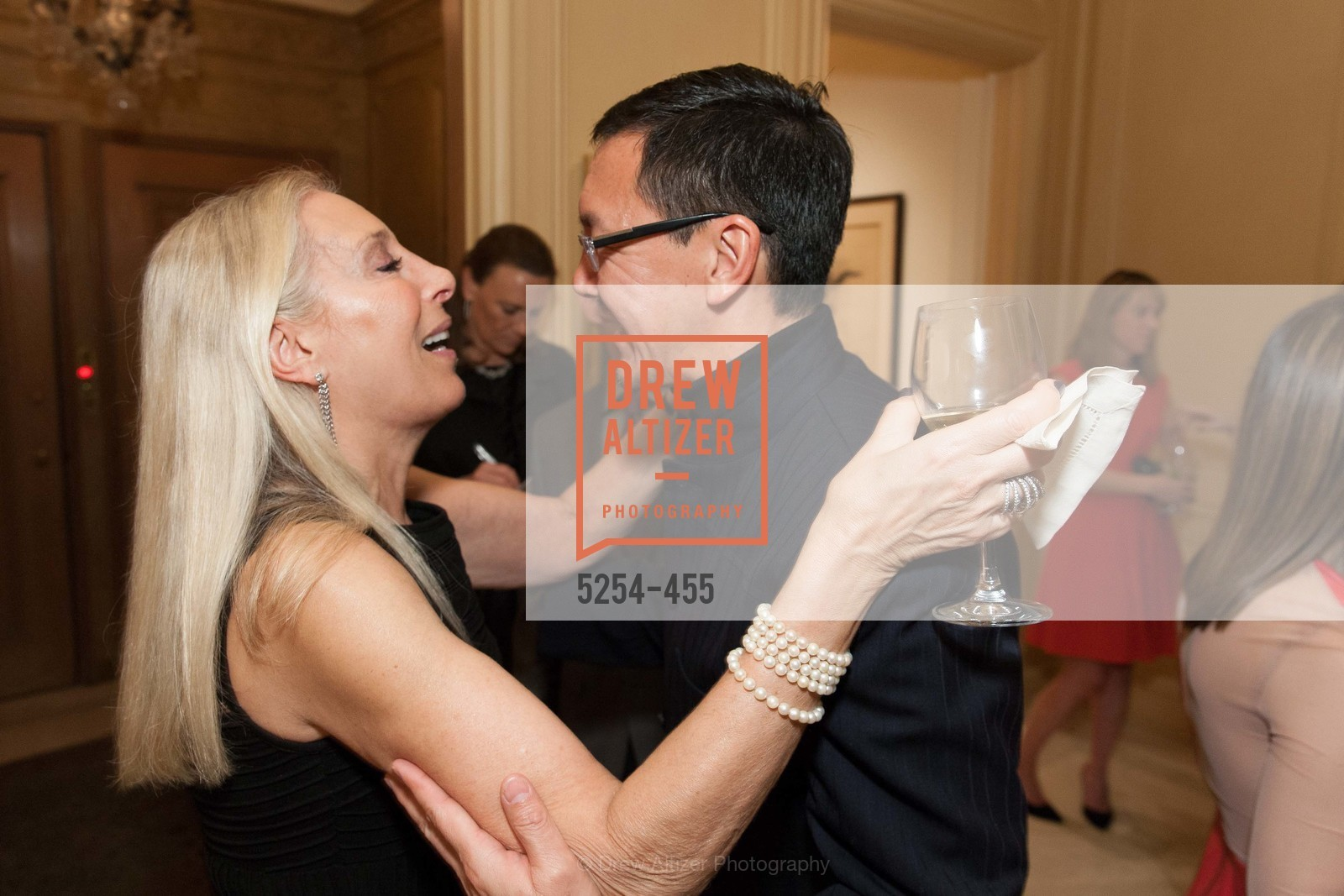 Betsy Linder, Timothy Wu, SAN FRANCISCO BALLET Grand Benefactors Reception, US. US, January 8th, 2014,Drew Altizer, Drew Altizer Photography, full-service agency, private events, San Francisco photographer, photographer california
