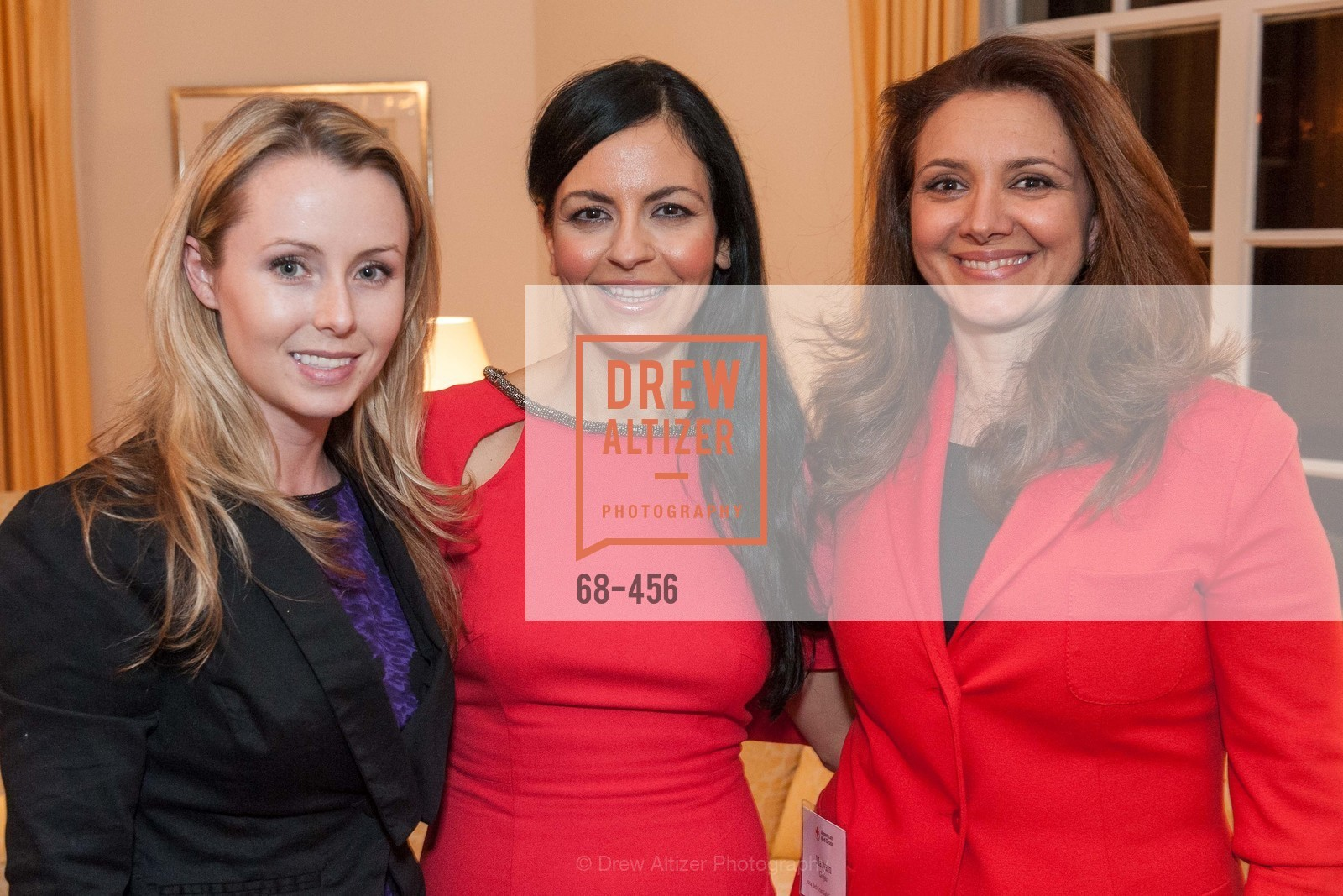 Donna Souza, Dilara Saatci Guay, Maryam Ghajar, RED CROSS San Francisco 2014 Consulate Reception, US. German Consulate, January 9th, 2014,Drew Altizer, Drew Altizer Photography, full-service agency, private events, San Francisco photographer, photographer california
