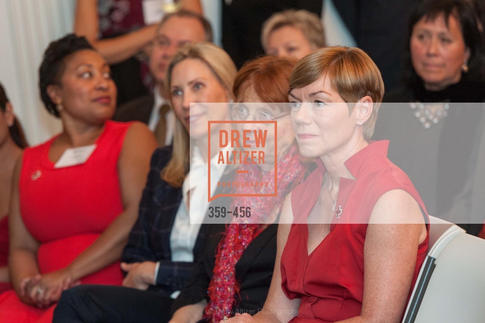 Mary Cranston, Paula Downey, RED CROSS San Francisco 2014 Consulate Reception, US. German Consulate, January 9th, 2014