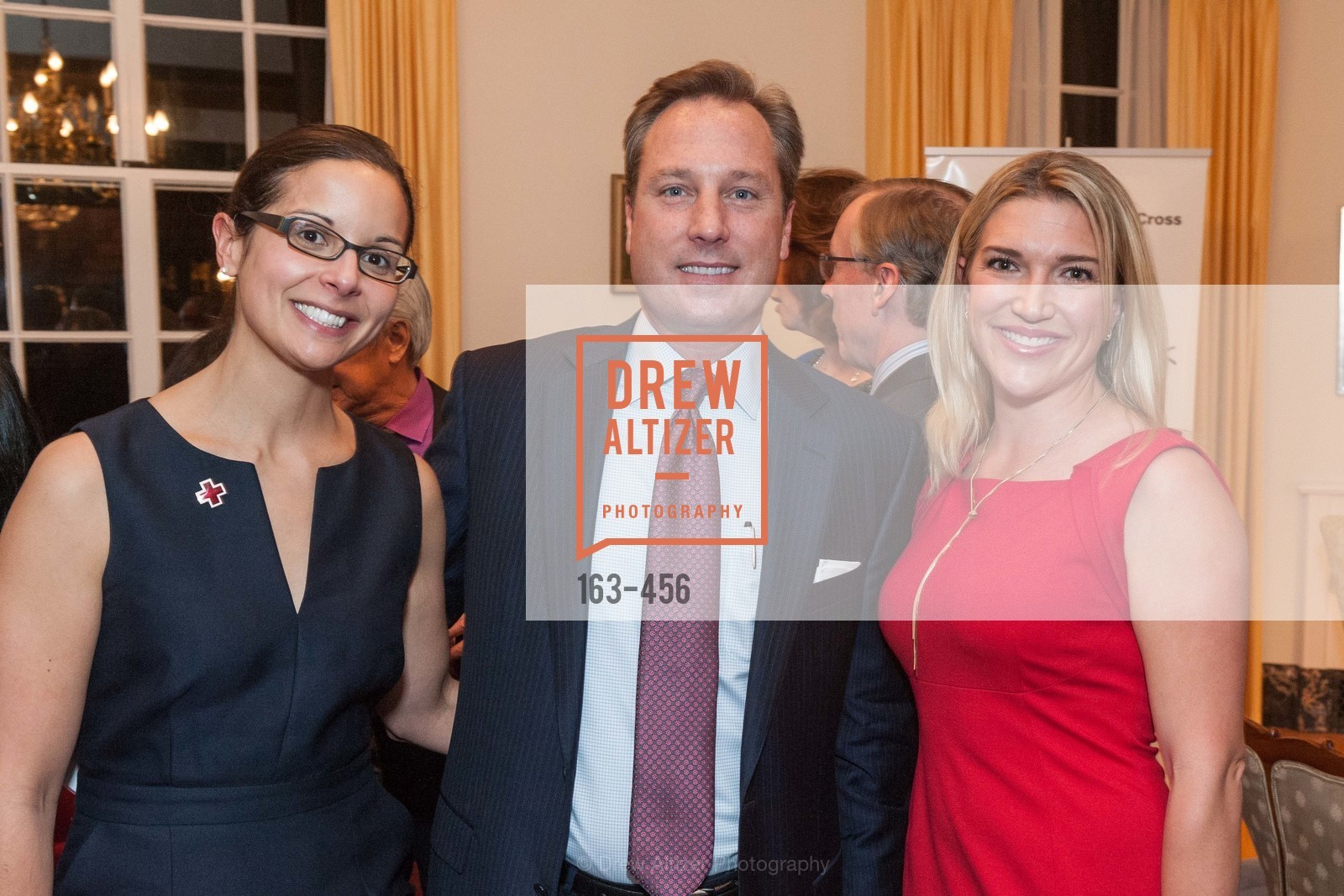 Katie Allen, Kevin Sharps, Jacqueline Hawk, RED CROSS San Francisco 2014 Consulate Reception, US. German Consulate, January 9th, 2014,Drew Altizer, Drew Altizer Photography, full-service agency, private events, San Francisco photographer, photographer california