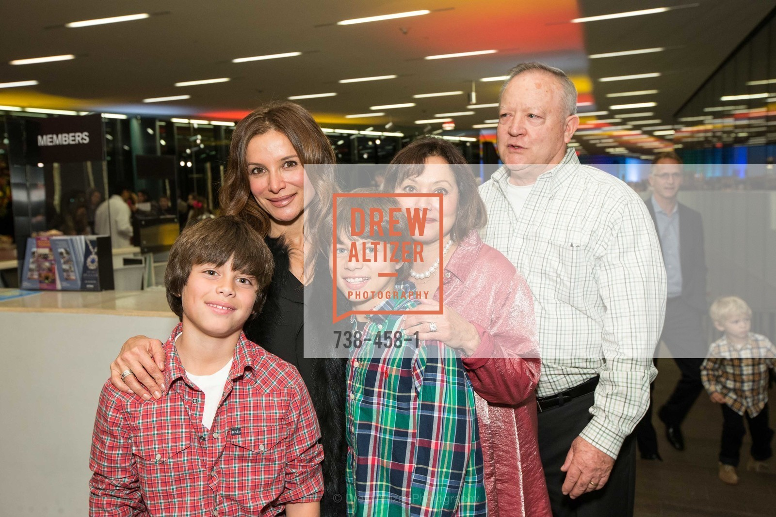 Lukas Ross, Jakob Ross, Claudia Ross, Vicky Morrel, DE YOUNGSTERS A Bigger Family Party, US. US, January 10th, 2014,Drew Altizer, Drew Altizer Photography, full-service event agency, private events, San Francisco photographer, photographer California