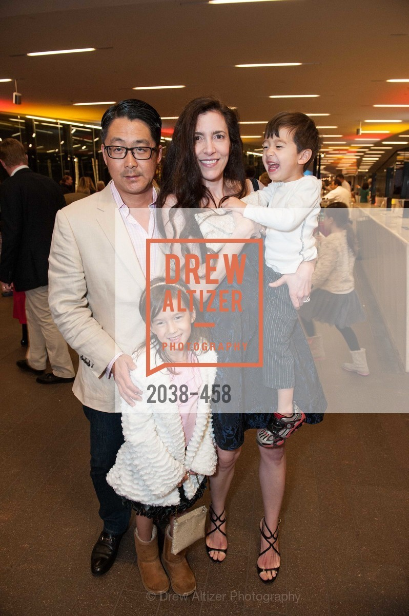 Michael Kim, Annabelle Kim, Letitia Kim, Dashiell Kim, DE YOUNGSTERS A Bigger Family Party, US. US, January 10th, 2014,Drew Altizer, Drew Altizer Photography, full-service agency, private events, San Francisco photographer, photographer california