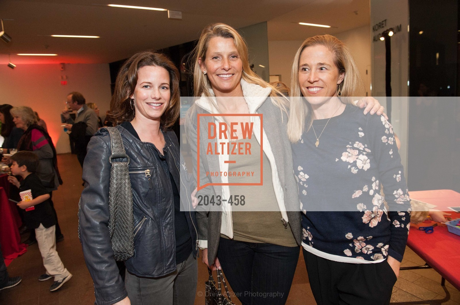 Lindsay Bolton, Jocelyn Sandler, Palmer Weiss, DE YOUNGSTERS A Bigger Family Party, US. US, January 10th, 2014,Drew Altizer, Drew Altizer Photography, full-service agency, private events, San Francisco photographer, photographer california