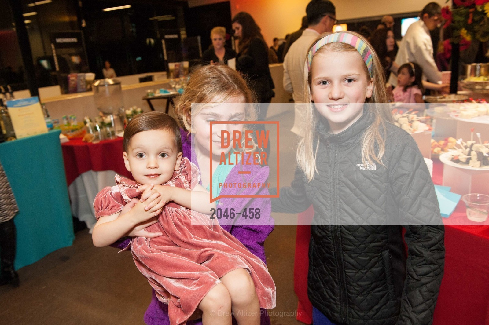 Nina Gruber, Mia Weiss, Maddie Shakoori, Wade McKnight, DE YOUNGSTERS A Bigger Family Party, US. US, January 10th, 2014,Drew Altizer, Drew Altizer Photography, full-service agency, private events, San Francisco photographer, photographer california