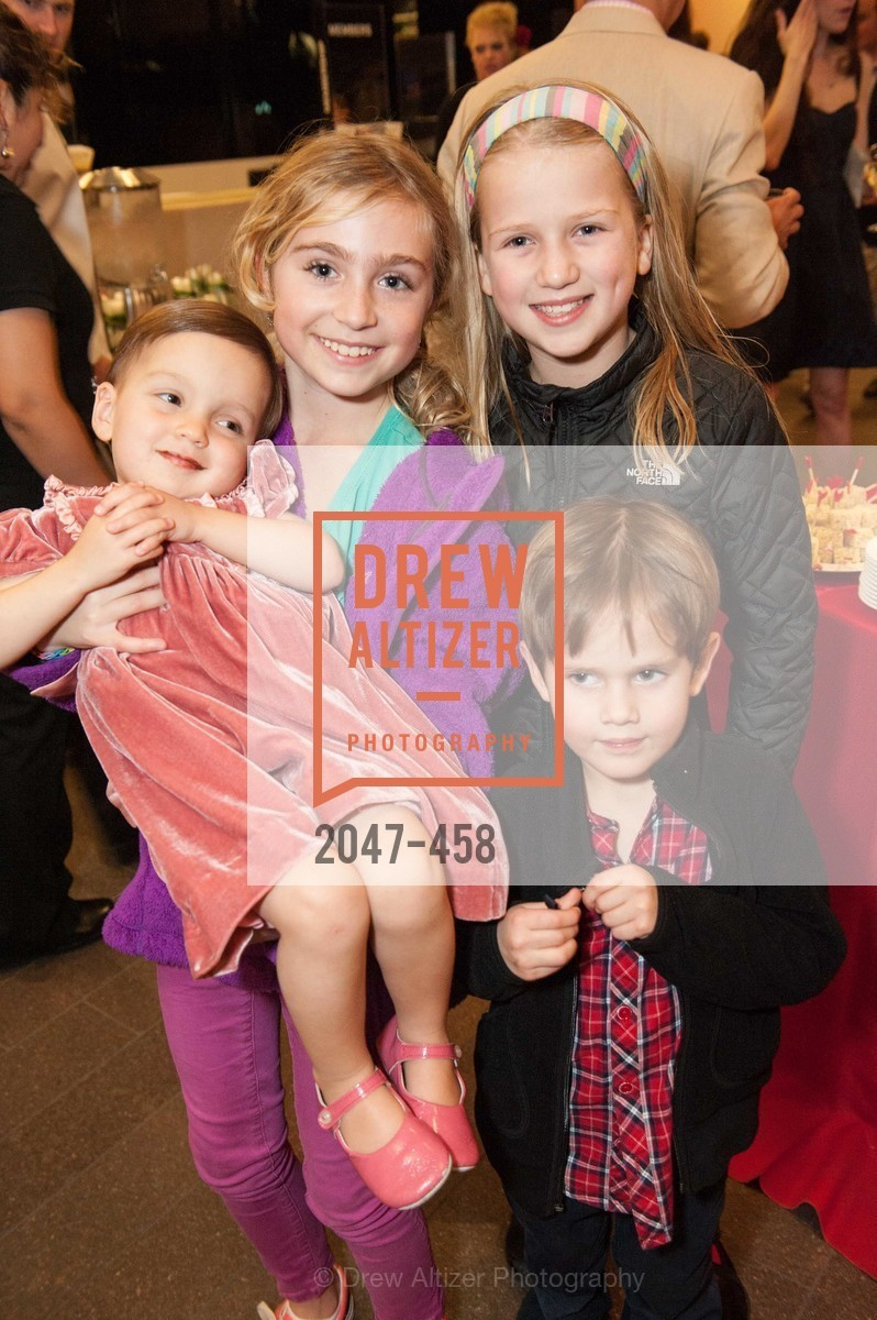 Nina Gruber, Mia Weiss, Maddie Shakoori, Wade McKnight, DE YOUNGSTERS A Bigger Family Party, US. US, January 10th, 2014,Drew Altizer, Drew Altizer Photography, full-service event agency, private events, San Francisco photographer, photographer California