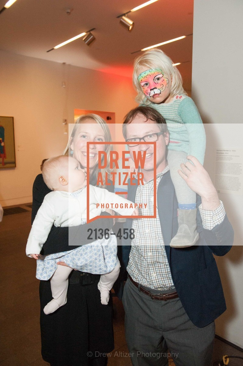 Whitney Davis, Lucy Davis, Lance Davis, Charlotte Davis, DE YOUNGSTERS A Bigger Family Party, US. US, January 10th, 2014,Drew Altizer, Drew Altizer Photography, full-service agency, private events, San Francisco photographer, photographer california