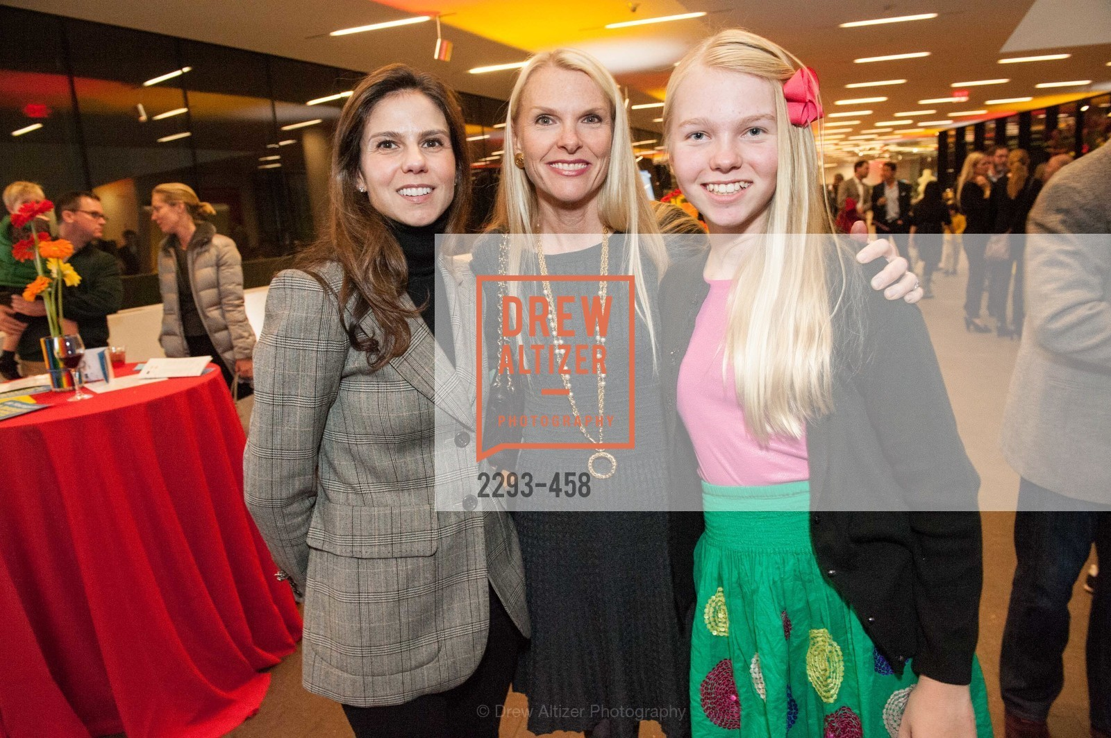 Sandria Zola, Linle Froeb, Phoebe Froeb, DE YOUNGSTERS A Bigger Family Party, US. US, January 10th, 2014,Drew Altizer, Drew Altizer Photography, full-service agency, private events, San Francisco photographer, photographer california