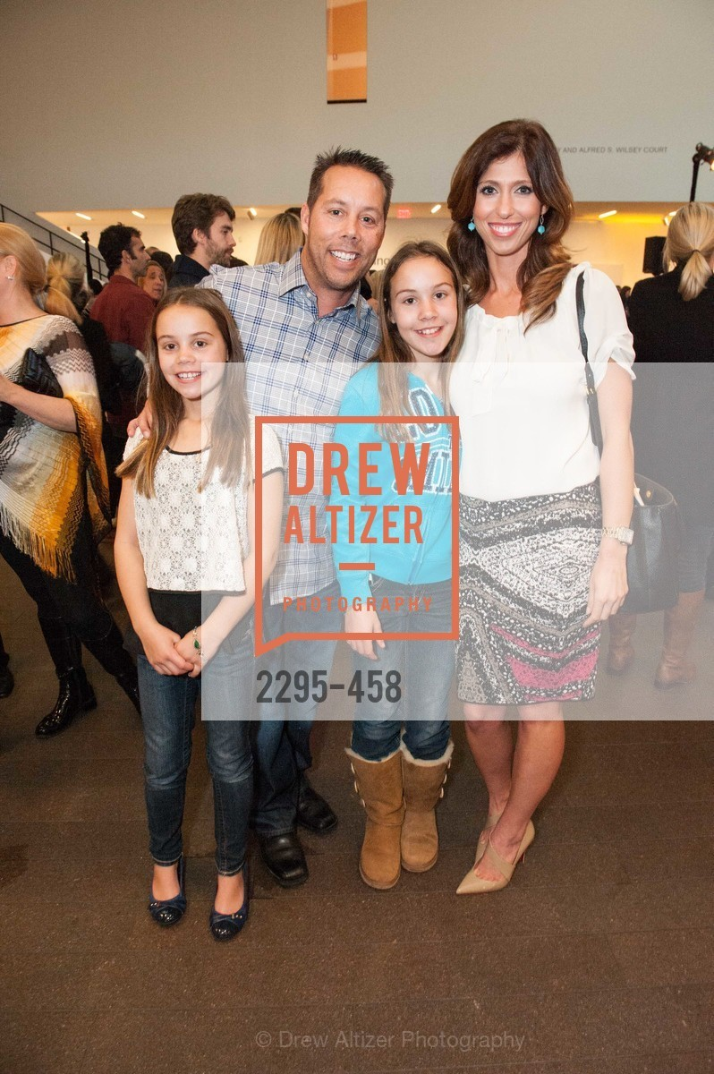 Alison Fogelberg, Erik Fogelberg, Samantha Fogelberg, Raya Clor, DE YOUNGSTERS A Bigger Family Party, US. US, January 10th, 2014,Drew Altizer, Drew Altizer Photography, full-service agency, private events, San Francisco photographer, photographer california