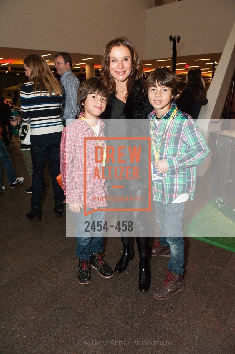Lukas Ross, Claudia Ross, Jakob Ross, DE YOUNGSTERS A Bigger Family Party, US. US, January 10th, 2014,Drew Altizer, Drew Altizer Photography, full-service agency, private events, San Francisco photographer, photographer california