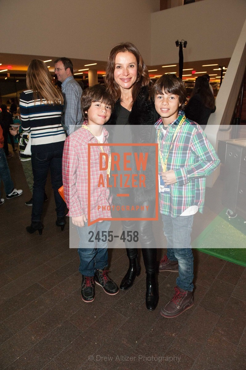 Lukas Ross, Claudia Ross, Jakob Ross, DE YOUNGSTERS A Bigger Family Party, US. US, January 10th, 2014,Drew Altizer, Drew Altizer Photography, full-service event agency, private events, San Francisco photographer, photographer California