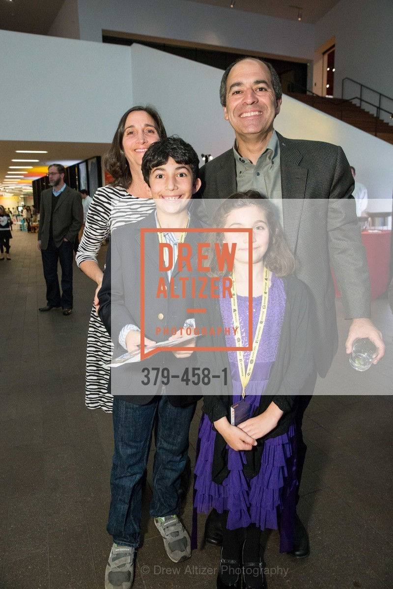 Kathy Manshel, Mitchell Rusitzky, Isabel Rusitzky, Bill Rusitzky, DE YOUNGSTERS A Bigger Family Party, US. US, January 10th, 2014,Drew Altizer, Drew Altizer Photography, full-service agency, private events, San Francisco photographer, photographer california