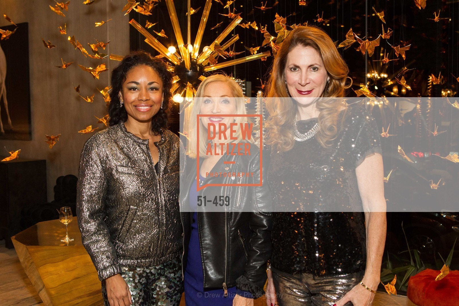 Tanya Powell, Shelley Gordon, Patricia Ferrin Loucks, 2014 SAN FRANCISCO BALLET OPENING NIGHT GALA Patron and Sponsor Reception, US. US, January 14th, 2014,Drew Altizer, Drew Altizer Photography, full-service event agency, private events, San Francisco photographer, photographer California