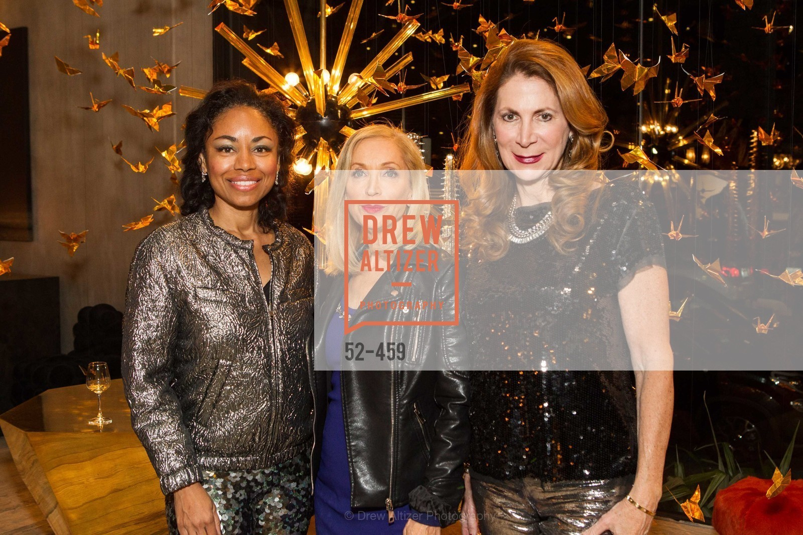 Tanya Powell, Shelley Gordon, Patricia Ferrin Loucks, 2014 SAN FRANCISCO BALLET OPENING NIGHT GALA Patron and Sponsor Reception, US. US, January 14th, 2014,Drew Altizer, Drew Altizer Photography, full-service agency, private events, San Francisco photographer, photographer california