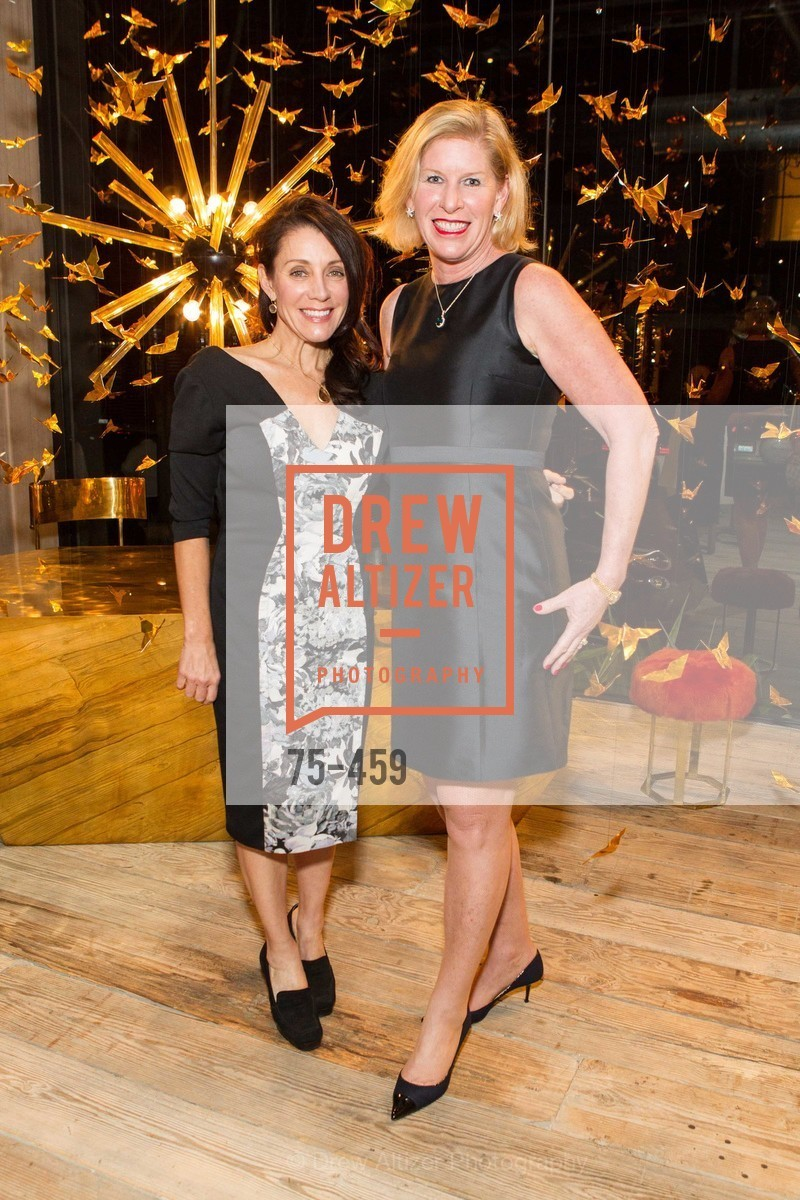 Deborah Taylor, Jennifer Brandenburg, 2014 SAN FRANCISCO BALLET OPENING NIGHT GALA Patron and Sponsor Reception, US. US, January 14th, 2014,Drew Altizer, Drew Altizer Photography, full-service agency, private events, San Francisco photographer, photographer california