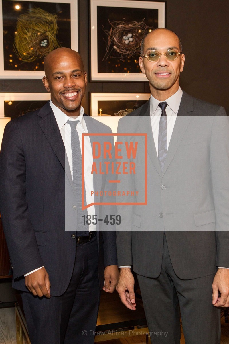 Eric Hamilton, Kenneth Harvey, 2014 SAN FRANCISCO BALLET OPENING NIGHT GALA Patron and Sponsor Reception, US. US, January 14th, 2014,Drew Altizer, Drew Altizer Photography, full-service agency, private events, San Francisco photographer, photographer california