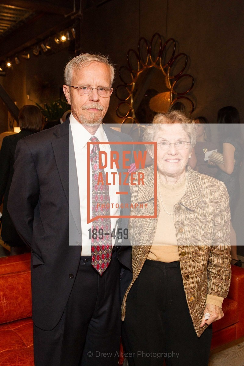 David Anderson, Judy Anderson, 2014 SAN FRANCISCO BALLET OPENING NIGHT GALA Patron and Sponsor Reception, US. US, January 14th, 2014,Drew Altizer, Drew Altizer Photography, full-service agency, private events, San Francisco photographer, photographer california