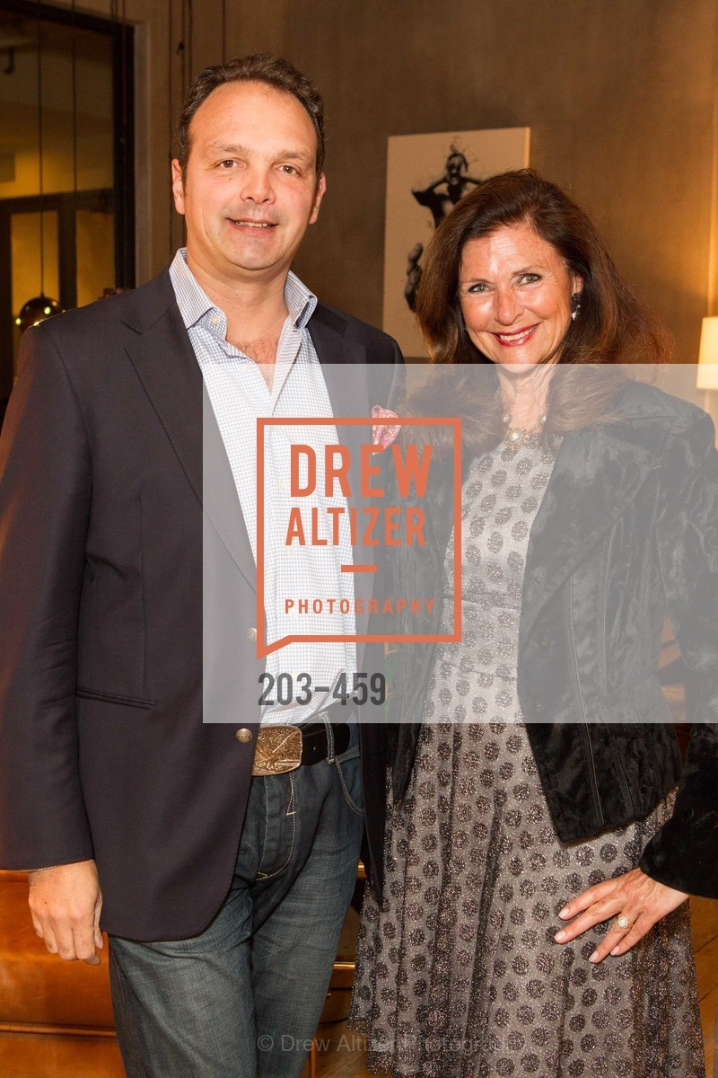 Guillaume Orliac, Linda Zider, 2014 SAN FRANCISCO BALLET OPENING NIGHT GALA Patron and Sponsor Reception, US. US, January 14th, 2014,Drew Altizer, Drew Altizer Photography, full-service agency, private events, San Francisco photographer, photographer california