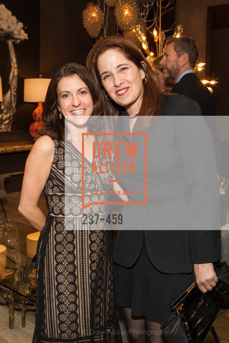 Christine Desanze, Suzanne Marsch, 2014 SAN FRANCISCO BALLET OPENING NIGHT GALA Patron and Sponsor Reception, US. US, January 14th, 2014,Drew Altizer, Drew Altizer Photography, full-service agency, private events, San Francisco photographer, photographer california
