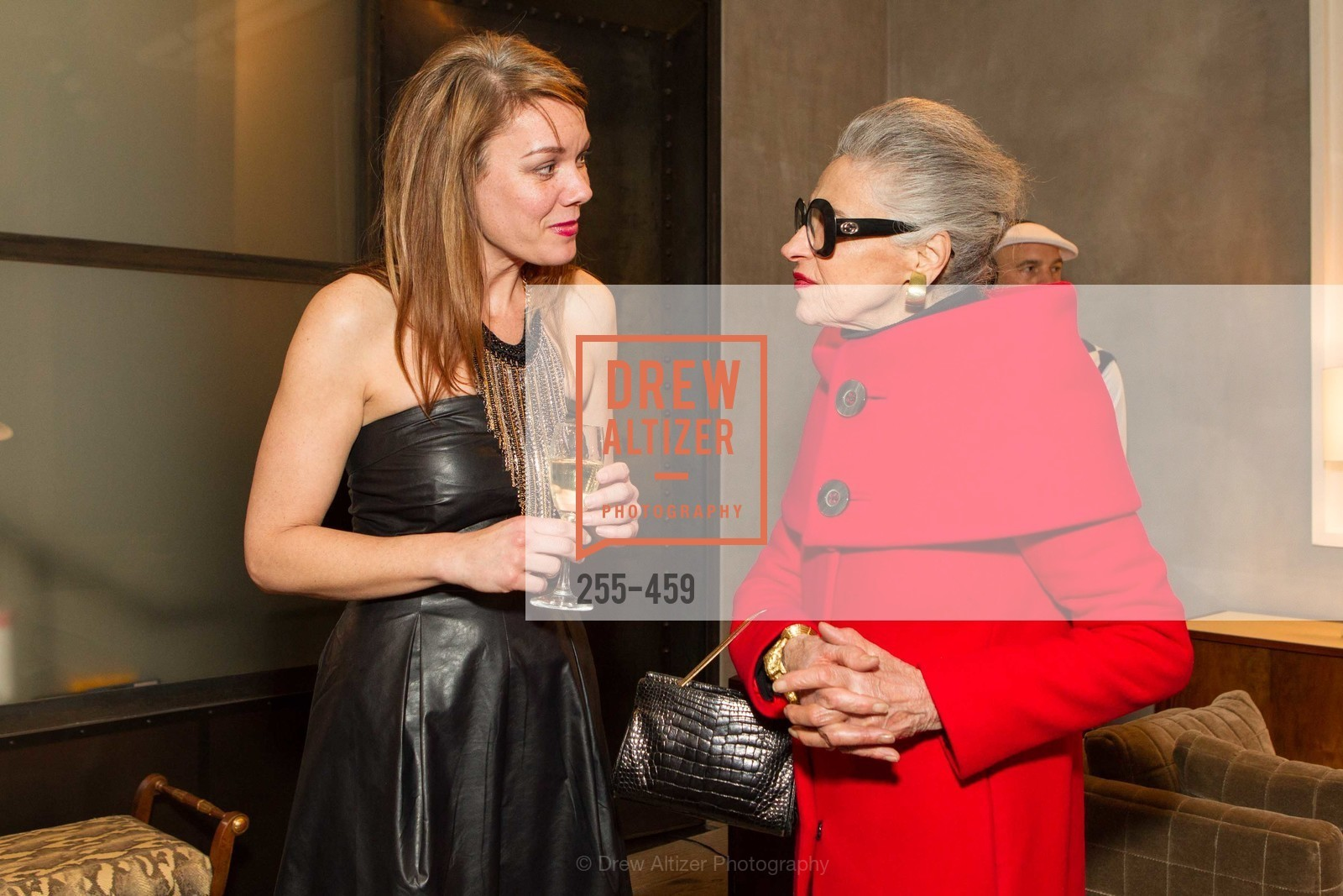 Tiffany Emerson, Joy Bianchi, 2014 SAN FRANCISCO BALLET OPENING NIGHT GALA Patron and Sponsor Reception, US. US, January 14th, 2014,Drew Altizer, Drew Altizer Photography, full-service agency, private events, San Francisco photographer, photographer california