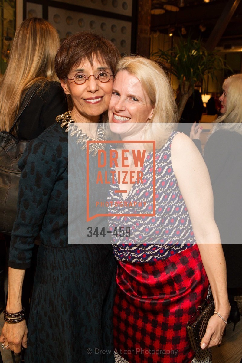 Beatrice Wood, Marie Hurabiell, 2014 SAN FRANCISCO BALLET OPENING NIGHT GALA Patron and Sponsor Reception, US. US, January 14th, 2014,Drew Altizer, Drew Altizer Photography, full-service event agency, private events, San Francisco photographer, photographer California